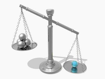 Balance-pondération