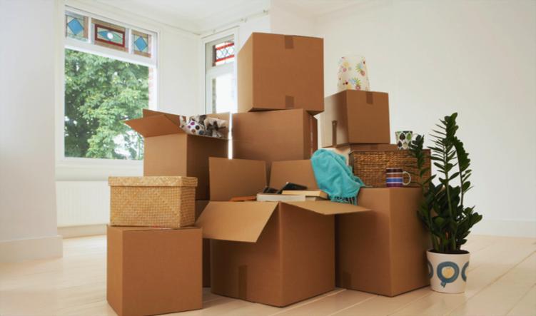 Boîtes-déménagement